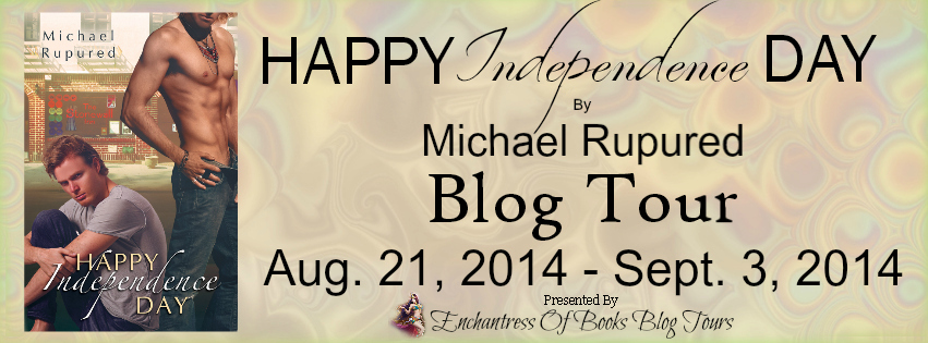 Happy Independence Day blog tour banner